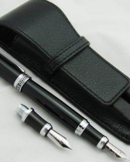 Lanxivi-Duke-Fllfederhalter-austauschbare-Kalligrafie-Stift-Leder-0