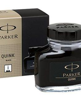Parker-S0037460-Super-Quink-Tinte-Permanente-57-ml-schwarz-0