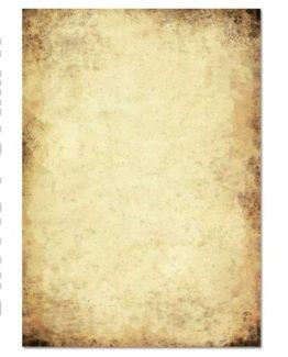 DIN-A5-Motivpapier-Briefpapier-ALTES-PAPIER-100-Blatt-90gm-0