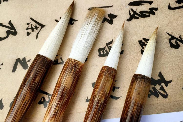 Mit Kalligraphie Handschrift verbessern