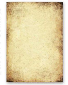 Motivpapier-Briefpapier-ALTES-PAPIER-50-Blatt-DIN-A4-90gm-0