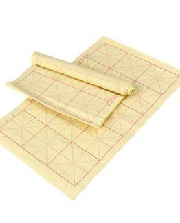ULTNICE-Chinesische-Kalligraphie-Reispapier-rollt-fr-die-Praxis-Schreiben-15-Gitter-35-39-Bltter-0